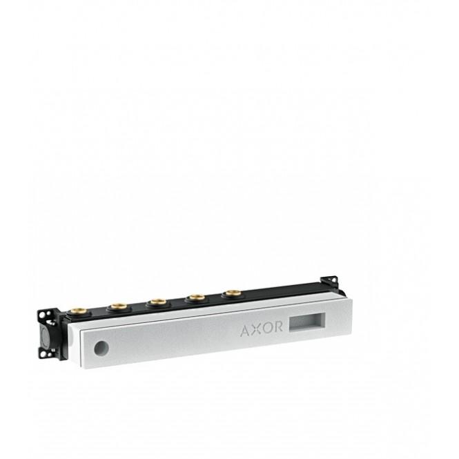 Hansgrohe Axor - Grundset Thermostatmodul Select 3 Verbraucher