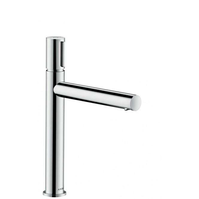 Hansgrohe Axor Uno Select - Waschtischmischer 200 ohne Ablaufgarnitur brushed nickel