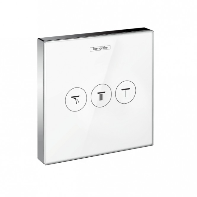 Hansgrohe ShowerSelect - Concealed thermostat