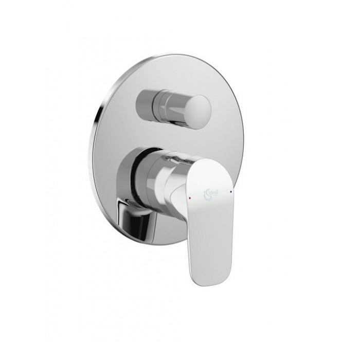 Ideal Standard Ceraflex - Badearmatur Unterputz Bausatz 2 163 x 163 mm chrom