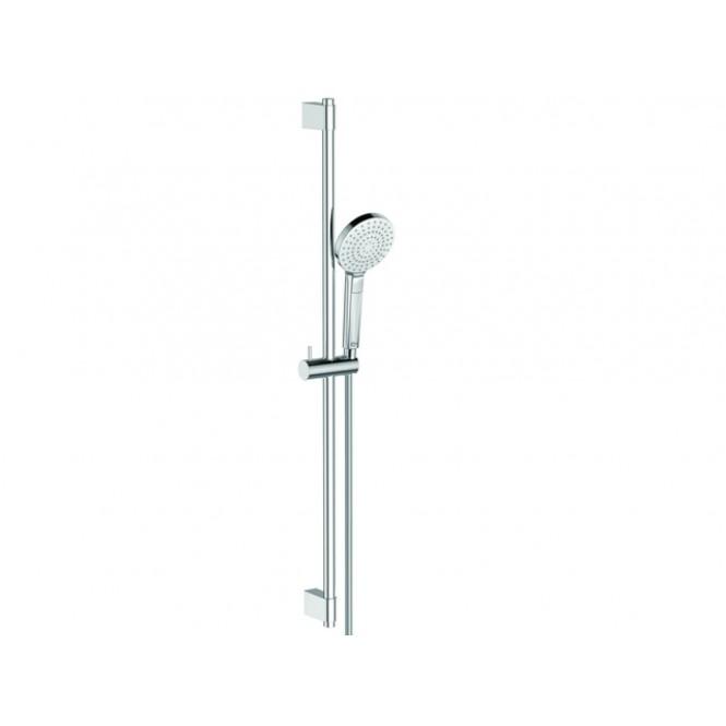 Ideal Standard Idealrain Evo - Brausekombination 900 mm 3-Funktionshandbrause 110 mm chrom