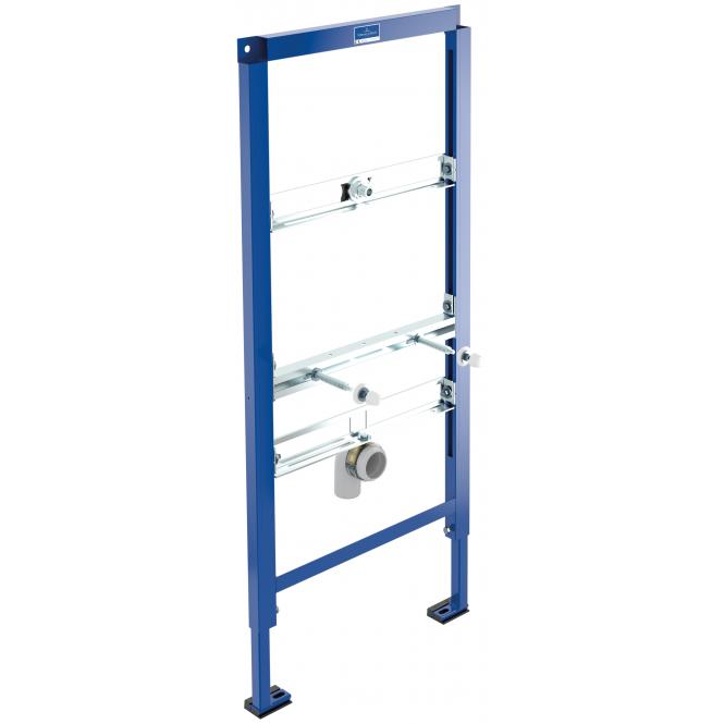Villeroy & Boch ViConnect - Urinal-Element für Aufputzdruckspüler 9221 525 x 1120 x 80 mm