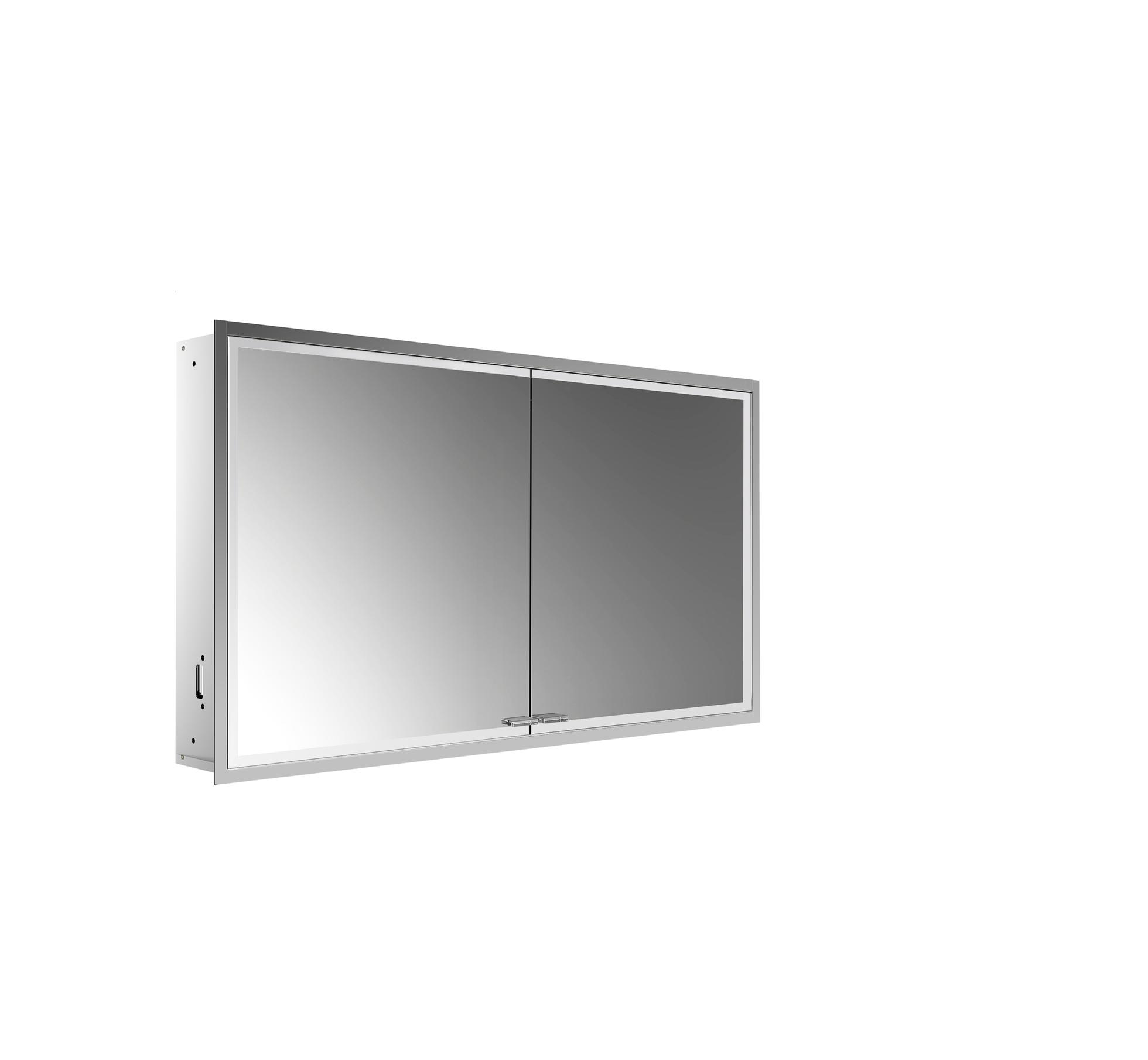 Hauteur Armoire De Toilette emco asis prestige 2 - armoire de toilette avec éclairage
