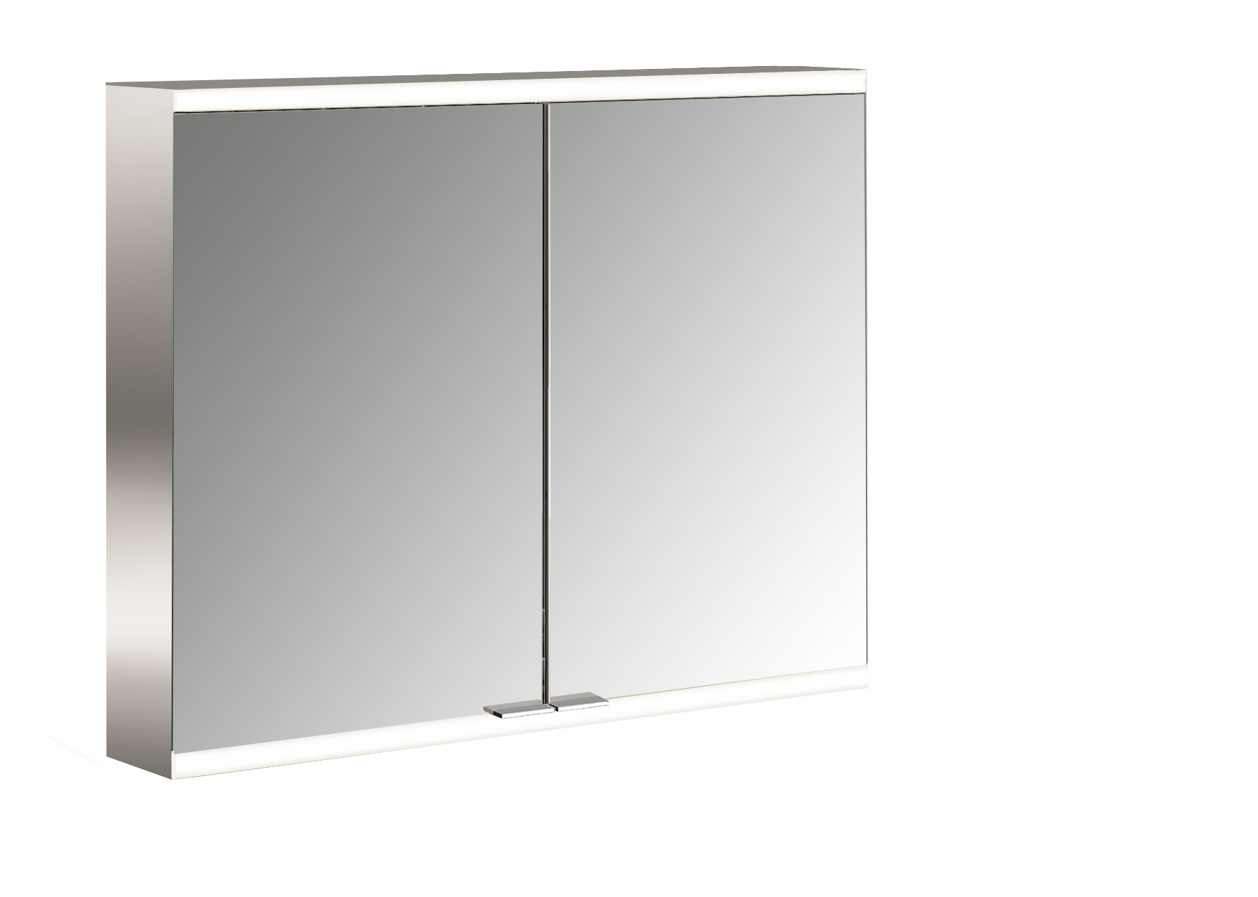 Hauteur Armoire De Toilette emco asis prime 2 - armoire de toilette avec éclairage led