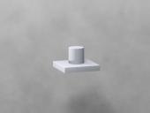 Dornbracht Symetrics - Soupape latérale 1/2 '' de linksschließend