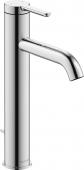 Duravit C.1 - Einhebel-Waschtischmischer L mit Zugstange 222 x 560 x 88 mm