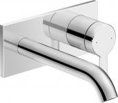 Duravit C.1 - Einhebel-Waschtischmischer Unterputz 274 x 374 x 154 mm