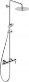 Duravit C.1 - Shower System Einhebel-Brausemischer 520 x 1085 x 165 mm