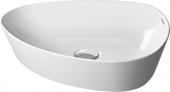 Duravit Cape Cod - Aufsatzbecken 500 x 405 mm weiß mit WonderGliss