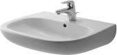 Duravit D-Code - Waschtisch 600 x 460 mm weiß