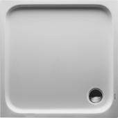 Duravit D-Code - Duschwanne 900 x 900 x 85 mm
