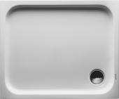 Duravit D-Code - Rechteck-Duschwanne 900 x 750 x 85 mm weiß