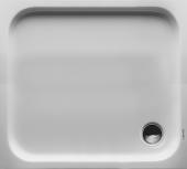 Duravit D-Code - Rechteck-Duschwanne 1000 x 900 x 85 mm weiß