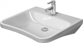 Duravit DuraStyle - Waschtisch Vital 650 x 570 mm weiß