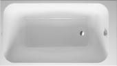 Duravit DuraStyle - Rechteck-Badewanne 1400 x 800 mm