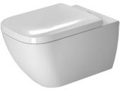 Duravit Happy D.2 - Wand-Tiefspül-WC 540 mm Durafix weiß