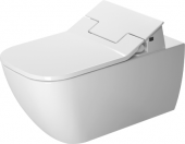Duravit Happy D.2 - Wand-Tiefspül-WC 620 x 365 mm für SensoWash mit Wondergliss weiß