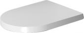 Duravit ME by Starck - WC-Sitz mit Absenkautomatik weiß