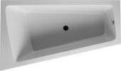 Duravit Paiova - Badewanne 1700 x 1000 mm für Ecke links weiß