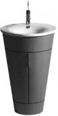 Duravit Starck 1 - Möbelwaschtisch 580 mm