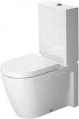 Duravit Starck 2 - Stand-Tiefspül-WC Kombi 630 mm