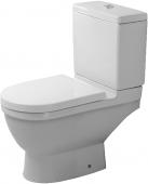 Duravit Starck 3 - Stand-Tiefspül-WC Kombi 655 mm