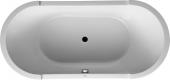 Duravit Starck - Badewanne Oval 1900 x 900 mm - enviromnent