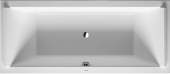 Duravit Starck - Badewanne Rechteck 1800 x 800mm