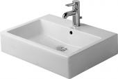 Duravit Vero - Waschtisch 600 x 470 mm geschliffen weiß
