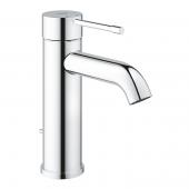 GROHE Essence - Mitigeur monocommande lavabo taille S avec garniture de vidage chrome