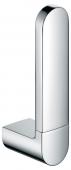 Keuco Elegance - Porte-rouleau de papier toilette chromé