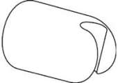 Ideal Standard CeraWell - Support de douchette