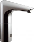 Ideal Standard CeraPlus Elektroarmaturen - Mitigeur monocommande lavabo avec trou de robinetterie sans garniture de vidage chrome