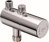 "Ideal Standard CeraPlus Thermostate - Robinet équerre 1/2"" chrome"