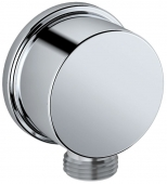 Ideal Standard Idealrain - Coude mural chrome