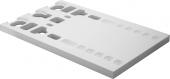 Duravit - Wannenträger für P3 Comforts und Stonetto Duschwannen