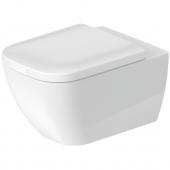 Duravit Happy D.2 - Wand-Tiefspül-WC 540 mm rimless weiß