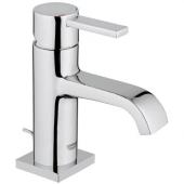 GROHE Allure - Mitigeur monocommande lavabo taille M avec garniture de vidage chrome