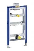 Geberit Duofix - Montageelement für Urinal 980 mm universal Betätigung von oben