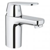 GROHE Eurosmart Cosmopolitan - Mitigeur monocommande lavabo taille S sans garniture de vidage chrome