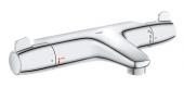 Grohe Grohtherm Special - Thermostat-Wannenbatterie ohne S-Anschlüssen und Abdeckungen chrom