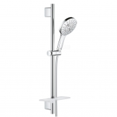 Grohe Rainshower SmartActive - Brausestangenset 600 mm chrom