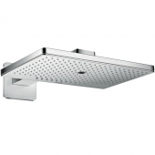 Hansgrohe Axor - Kopfbrause 460 3jet chrom mit Brausearm SoftCube