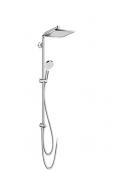 Hansgrohe Crometta - Showerpipe E 240 Reno EcoSmart chrom