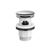 Hansgrohe - Push-Open Ablaufgarnitur für Waschtisch- und Bidetmischer chrom