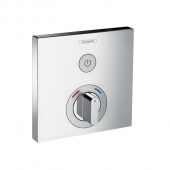 Hansgrohe ShowerSelect - Mischer Unterputz für 1 Verbraucher chrom