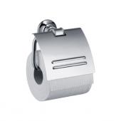 AXOR Montreux - Porte-rouleau de papier toilette nickel poli