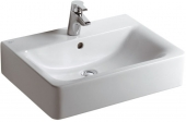 Ideal Standard Connect - Lavabo  600x460 blanc sans IdealPlus