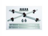 Ideal Standard - Brausewannen-Montagesatz Größe 1