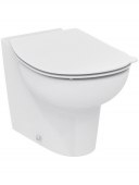 Ideal Standard CONTOUR - Stand-lavage à grande eau des toilettes CONTOUR 21, sans bride de rinçage,